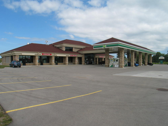 Convenience Store & Gas Stations